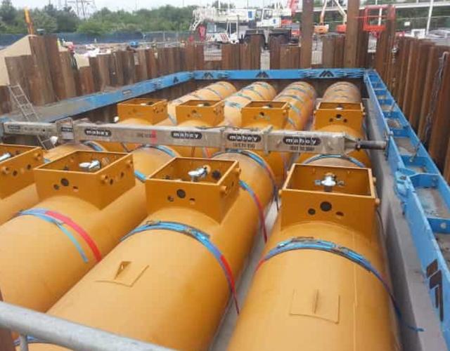Underground Double Skin Fuel Storage Tanks | Wefco ...